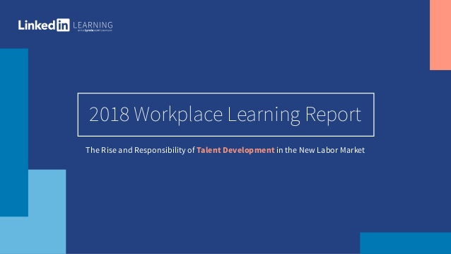 Linked Workplace Learning Report 2018